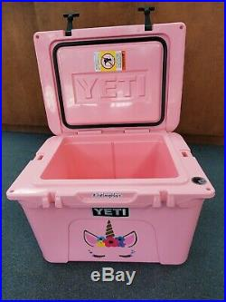 Yeti Tundra 35 Cooler PINK LIMITED EDITION