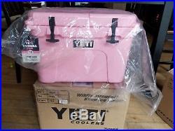 Yeti Tundra 35 Cooler Pink