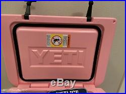 Yeti Tundra 35 Cooler Pink Limited Edition Rare Hard To Find Sold Out