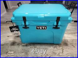 Yeti Tundra 35 Cooler Reef Blue Brand New