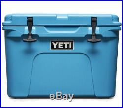 Yeti Tundra 35 Cooler Reef Blue NEW