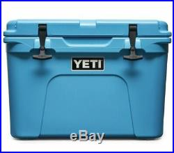 Yeti Tundra 35 Cooler Reef Blue YT35RB New In Original Box Free Shipping