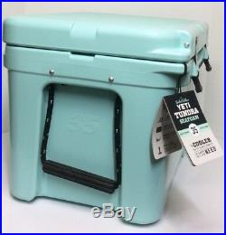 Yeti Tundra 35 Cooler Seafoam Green Limited Edition New Sold Out Color READ