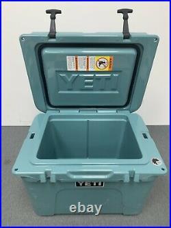 Yeti Tundra 35 Cooler Seafoam used free shipping