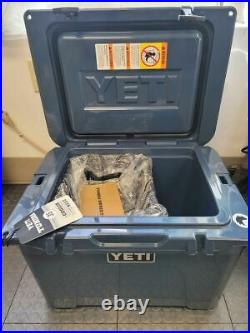 Yeti Tundra 35 Hard Cooler Navy New 100% Original Box