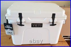 Yeti Tundra 35 Hard Cooler White