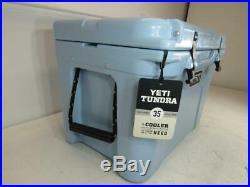 Yeti Tundra 35 Quart Cooler Ice Blue
