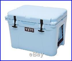 Yeti Tundra 35 Quart Cooler Ice Blue Tank Camping Fishing Outdoor