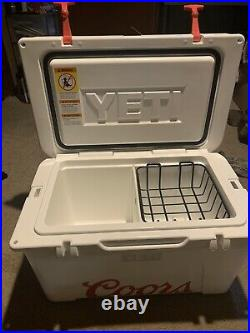 Yeti Tundra 45 Cooler Coors Light Limited Edition. Used Once. Unregistered