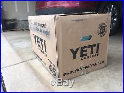 Yeti Tundra 45 Cooler Seafoam Green Limited Edition