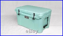 Yeti Tundra 45 Cooler Seafoam Green Limited Edition! NEW in the Box