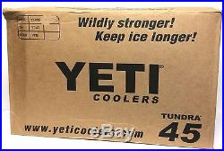 Yeti Tundra 45 Cooler Seafoam Green Limited Edition New Sold Out Color