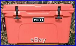 Yeti Tundra 45 Limited Edition Coral Pink YT45C Cooler