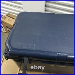 Yeti Tundra 45 QT Cooler Navy Blue- NEW