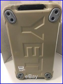Yeti Tundra 45 Tan Cooler