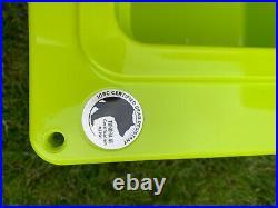 Yeti Tundra 45 hard cooler VERY RARE Chartreuse green