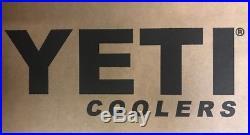 Yeti Tundra 45 quart Cooler Ice Chest -Tan