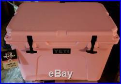 Yeti Tundra 50 Cooler PINK LIMITED EDITION BRAND SPANKING NEW! RARE