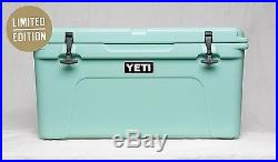 Yeti Tundra 65 Cooler Seafoam Green Limited Edition! NEW in the Box! FREE SHIP