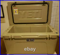 Yeti Tundra 65 Hard Cooler Tan