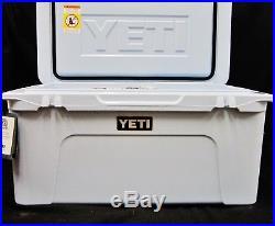 Yeti Tundra 65 Hard Cooler withDry Goods Basket Baby Blue New No Box