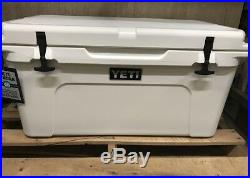 Yeti Tundra 65 quart Cooler Ice Chest - White Tan Ice Blue - YT65W YT65T YT65B