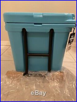 Yeti Tundra Haul Cooler Out Of Production Reef Blue Color Wheeled Cooler