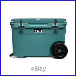 Yeti Tundra Haul Wheeled Cooler River Green #10060180000