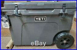 Yeti Tundra Haulhard Cooler On Wheelsbrand Newlimited Charcoalfree Shipping