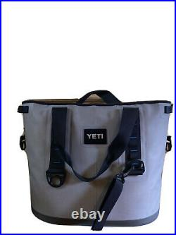Yeti YHOP20G Hopper 30 Soft Side Cooler Gray