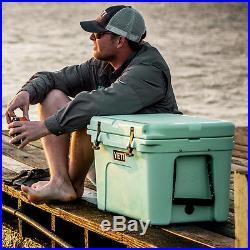 Yeti YT35SG 35-Quart Seafoam Green Plastic Portable Tundra Beverage Cooler
