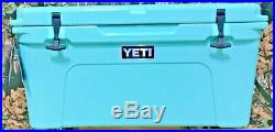 Yeti YT65SG Sea Foam Green Limited Edition 65Qt Cooler