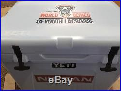Yeti tundra 50 cooler World Series Of Youth Lacrosse Branded